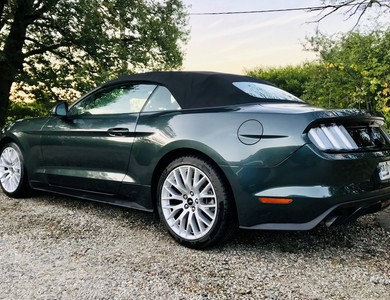 Ford Mustang Cabriolet à Miremont (Haute-Garonne)