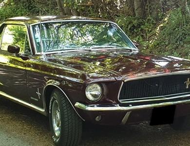 Ford Mustang Gt V8 (1ère Génération) à Saint-Évarzec (Finistère)