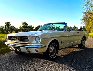 Ford Mustang à Valence (Drôme)
