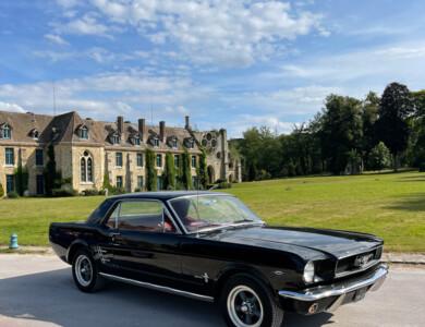 Ford Mustang à Verrières-le-Buisson (Essonne)
