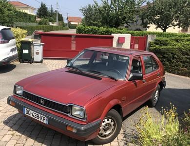 Honda Civic à Craponne (Rhône)
