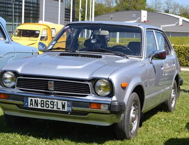 Honda Civic à Lyon (3ème arr.)