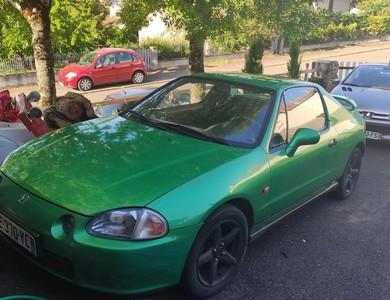 Honda Crx Delsol à Villefranche-de-Rouergue (Aveyron)