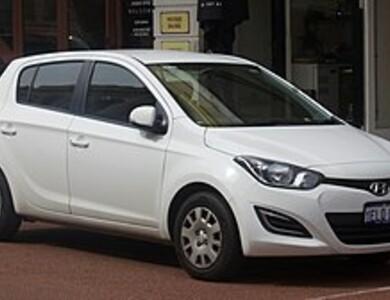 Hyundai I20 à Marseille (6ème arr.)