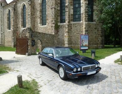 Jaguar Daimler 6 Lwb à Montigny-le-Bretonneux (Yvelines)
