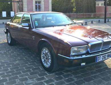 Jaguar Xj40 à Vaires-sur-Marne (Seine-et-Marne)