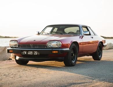 Jaguar Xjs à Marseille (9ème arr.)