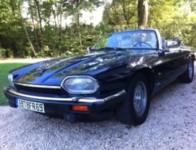 Jaguar Xjs V12 Cabriolet à Vaulx-en-Velin (Rhône)