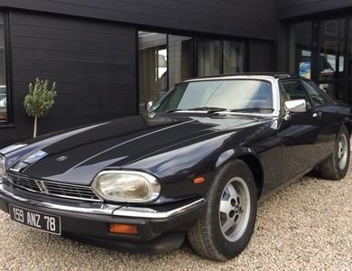 Jaguar Xjs V12 He à Gouville-sur-Mer (Manche)