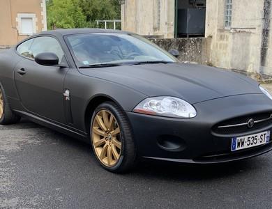 Jaguar Xk-r à Angoulême (Charente)
