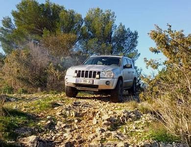 Jeep Grand Cherokee à Sorgues (Vaucluse)