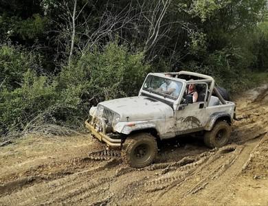 Jeep Wrangler à Nantes (Loire-Atlantique)