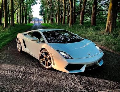Lamborghini Gallardo Lp560-4 à Gisors (Eure)