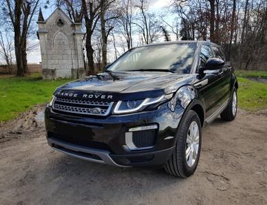 Land Rover Evoque à Tours (Indre-et-Loire)