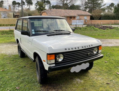 Land Rover Range Rover Classic Vm à Saint-Aubin-de-Médoc (Gironde)