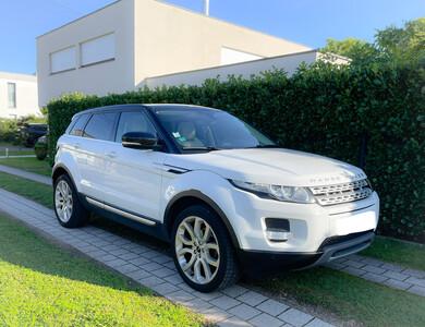 Land Rover Range Rover Evoque à Lingolsheim (Bas-Rhin)