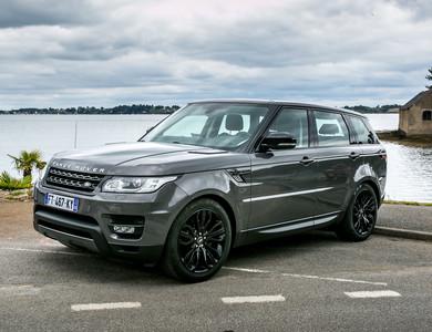 Land Rover Range Rover Sport Hse à Vannes (Morbihan)