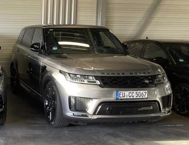 Land Rover Range Rover Sport à Théoule-sur-Mer (Alpes-Maritimes)