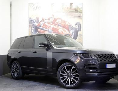 Land Rover Range Rover Vogue Sdv8 à Nanterre (Hauts-de-Seine)