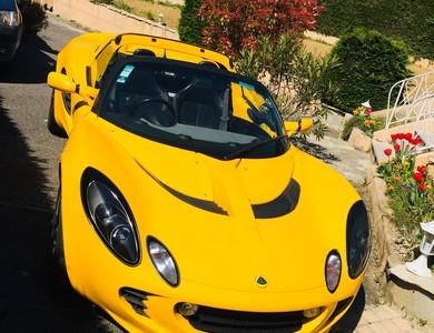 Lotus Élise S2 à Toulon (Var)