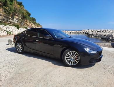 Maserati Ghibli Q4 à Carry-le-Rouet (Bouches-du-Rhône)