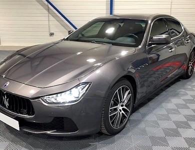 Maserati Ghibli à Dijon (Côte-d'Or)