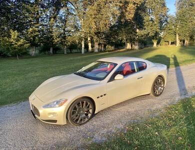 Maserati Granturismo à Frénouville (Calvados)