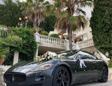 Maserati Granturismo à Graveson (Bouches-du-Rhône)