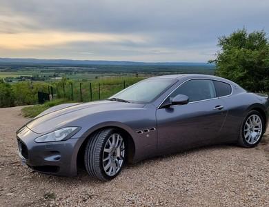 Maserati Granturismo à Villette-sur-Ain (Ain)