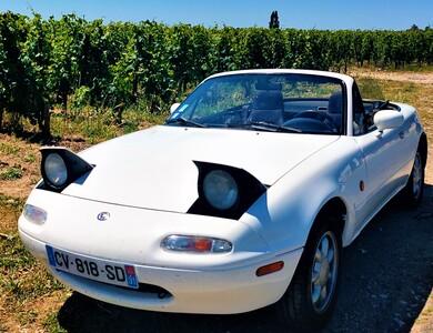Mazda Mx-5 Na à Bordeaux (Gironde)