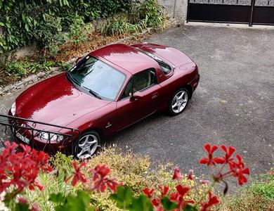 Mazda Mx5 à Bourges (Cher)