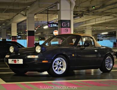 Mazda Mx5 Na à Paris (14ème arr.)