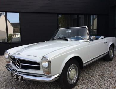 Mercedes-benz 230 Sl Pagode (w113) à Créances (Manche)