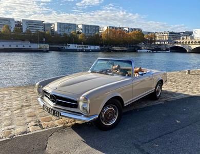 Mercedes-benz 280 Sl Pagode à Paris (17ème arr.)