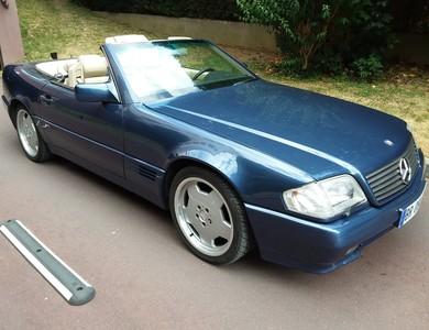 Mercedes-benz 300sl à Clamart (Hauts-de-Seine)