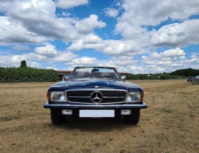 Mercedes-benz 350 Sl à Dinard (Ille-et-Vilaine)