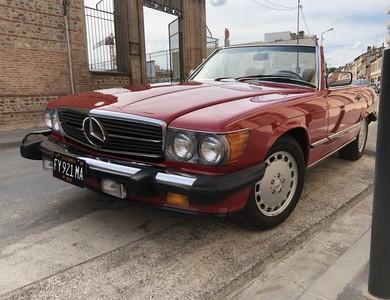 Mercedes-benz 560 Sl à Toulouse (Haute-Garonne)