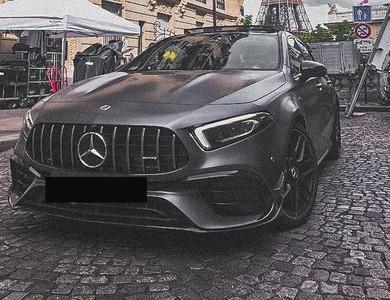 Mercedes-benz A45s - Amg à Paris (17ème arr.)
