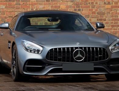 Mercedes-benz Amg Gt Coupé à Paris (1er arr.)