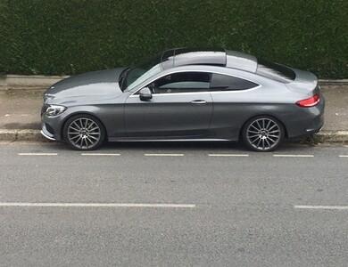 Mercedes-benz C 2020 Coupé à Harfleur (Seine-Maritime)