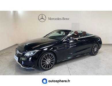Mercedes-benz C 220d Cabriolet à Lyon (9ème arr.)