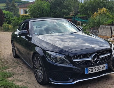 Mercedes-benz C220d Cabriolet à Lyon (9ème arr.)