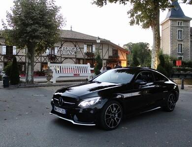 Mercedes-benz C43 Amg Coupé à Biziat (Ain)