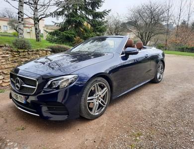 Mercedes-benz Cabriolet Classe E à Arthès (Tarn)