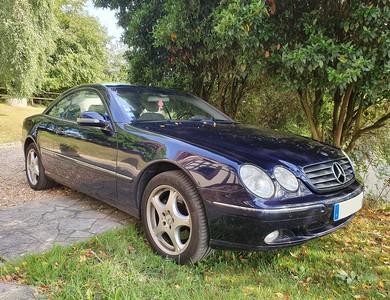 Mercedes-benz Cl 500 à Paris (18ème arr.)