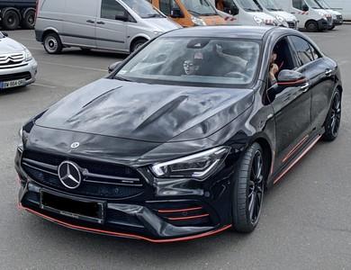 Mercedes-benz Cla 35 Amg à Paris (9ème arr.)