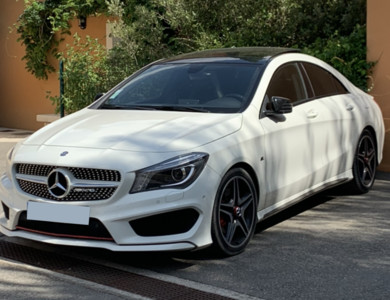 Mercedes-benz Cla à Fillé (Sarthe)