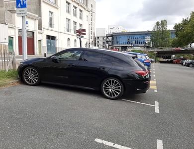 Mercedes-benz Cla Shooting Brake à Le Bignon (Loire-Atlantique)