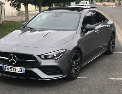 Mercedes-benz Cla à Tours (Indre-et-Loire)