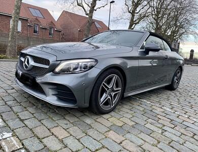 Mercedes-benz Classe C Cabriolet à Lille (Nord)